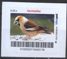 Biber Post Kernbeißer (45)  G412 - BRD