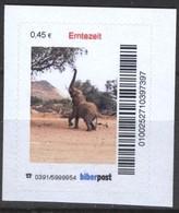 Biber Post Erntezeit (Elefant) (45)  G413 - BRD