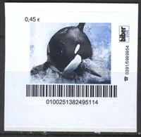 Biber Post Orca (45)  G416 - BRD