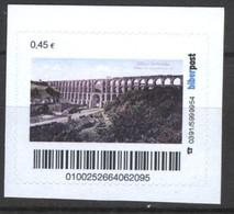 Biber Post Göltzschtalbrücke (45)  G423 - BRD