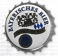 TAP391 - TAPPO CORONA - BAYERISCHER BIER - Birra