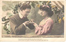 Thèmes - Couple - Il Prend La Main Aimée ... - Couples