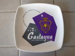 VIDE POCHES - VINI CASTAGNA - SAN BONIFACIO - VERONA - VIN ITALIE - Autres Collections