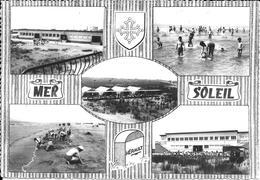 34 - CARNON-PLAGE - Colonie De Vacances D'Echirolles - Route Du Grau Du Roi - Semi Moderne Gd Format - France