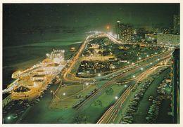 """1 AK South Africa Südafrika * Die Stadt Durban """"The Fun City"""" - Ansicht Bei Nacht * - South Africa"""