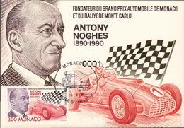1716 Anthony NOGHES 15/03/1990 - Maximumkarten (MC)