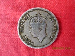 Rhodésie Du Sud  (Zimbabwe), 6 Pence - George VI, 1950, TB+ - Zimbabwe