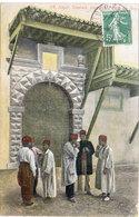 ALGER - Casbah, Porte Du Palais Du Bey    (108946) - Alger