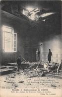 REIMS - Incendie Et Bombardement - Salle Des Assises De Nouveau Palais De Justice - Reims