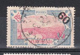 MARTINIQUE YT 89 Oblitéré - Martinique (1886-1947)