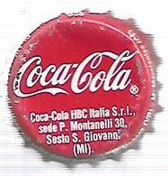 TAP404 - TAPPO CORONA - COCA COLA - Soda