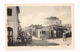 Rue Du Village Indigène. - Djibouti