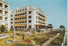 18 / 8 / 195. -  LA  TOJA  -GRAN  HOTEL  Y  GOLF  MINIATURA  - CPM - Espagne