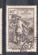 MARTINIQUE YT 155  Oblitéré FORT DE FRANCE - Martinique (1886-1947)