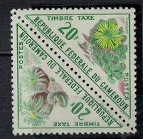 CAMEROUN       N°  YVERT       TAXE 47/48   NEUF AVEC CHARNIERES        ( Char 04/B ) - Cameroon (1960-...)
