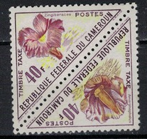 CAMEROUN       N°  YVERT       TAXE 49/50   NEUF AVEC CHARNIERES        ( Char 04/B ) - Cameroon (1960-...)