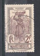 MARTINIQUE YT 76  Oblitéré - Used Stamps