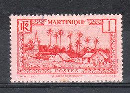 MARTINIQUE YT 133  Oblitéré - Martinique (1886-1947)