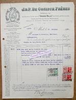 "Hoppe Houblon ""Groene Belle"" J & P. De Coninck Frères, Aalst 1936 - Belgium"
