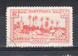 MARTINIQUE YT 144A  Oblitéré - Used Stamps