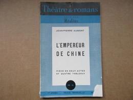 L'empereur De Chine (Jean-Pierre Aumont)  N° 9 - Theatre