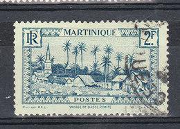 MARTINIQUE YT 150  Oblitéré - Martinique (1886-1947)