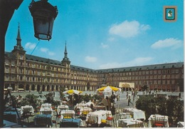18 /  8 /  184. - MADRID. - PLACE. MAJEURE. - CPM - Madrid