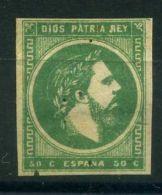 ESPAGNE ( POSTE ) : Y&T  N° ?    TIMBRE  OBLITERE . - Spain