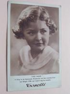YVES MARIE - 1° Prijs Mooiste Kind België 1938 / Noedels TOSELLI ( Verhassel / Bulens ) Anno 19?? ( Zie Foto's ) ! - Werbepostkarten