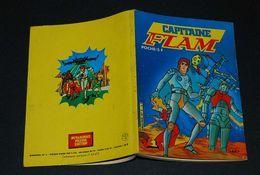 Capitaine Flam Poche N° 5 De 1981 Edition Dpe - Piccoli Formati