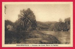 CPA Algérie - Skikda - Philippeville - Domaine Des Lions - Fleuve Du Saf Saf - Skikda (Philippeville)