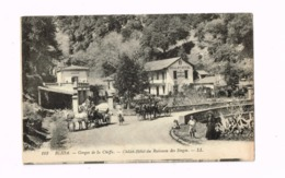 Gorges De La Chiffa.Chalet-hôtel Du Ruisseau Des Singes. - Blida
