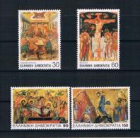 Griechenland 1994 Ostern Mi.Nr. 1844/47 Kpl. Satz ** - Griechenland