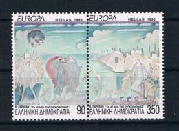 Griechenland 1993 Europa/Cept Mi.Nr. 1829/30 A Kpl. Satz ** - Greece
