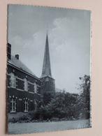 Pensionnat BEIRLEGEM Kostschool ( L'Eglise / Kerk ) ( Thill ) Anno 19?? ( Zie Foto's ) ! - Zwalm