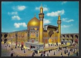 Irak - NAJAF AL ASHRAF - The Golden Holy Mausoleum And The Sacred Shrine Of The Imam Ali - Iraq