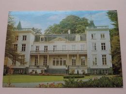 Kasteel Van VREDENBURCH Nieuw Gemeentehuis ( Spanjersberg ) Anno 19?? ( Zie Foto's ) ! - Kapellen