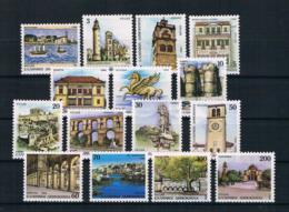 Griechenland 1988 Stadte Mi.Nr. 1698/12 A Kpl. Satz ** - Griechenland