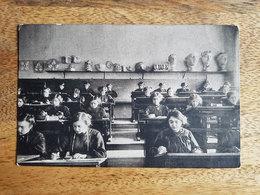"""CP Tournai 1919 """"Pensionnat Ecole Normale De L'Etat"""" - Tournai"""
