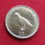 Gibraltar 10 Pence 2016  Gibilterra - Gibraltar