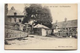 Ry (76) - Le Presbytère Et Café - CPA - France