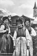 COSTUME VALAISAN → Lötschentalermädchen/Fillettes Du Lötschental - VS Wallis