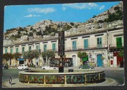 RAGUSA - Modica - Piazza Corrado Rizzone E Fontana - 1981 - Modica