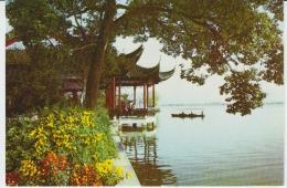 Xihu Hangzhou The West Lake, Uncirculated Postcard (ask For Verso/demander Le Verso) - China