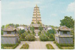 Xi'an Shaanxi Uncirculated Postcard (ask For Verso/demander Le Verso) - China