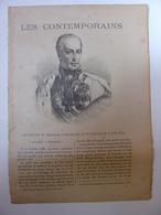 FRANCOIS II EMPEREUR D'ALLEMAGNE ET 1ER D'AUTRICHE - LES CONTEMPORAINS CIRCA 1900 - G. LEDOS - MONOGRAPHIE BIOGRAPHIE - Biographie