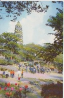 China Tiger Hill,  Suzhou, Circulated Postcard (ask For Verso/demander Le Verso) - China