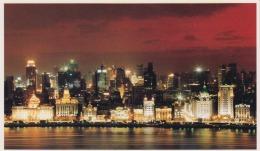 Shanghai Bund  Uncirculated Postcard (ask For Verso/demander Le Verso) - China