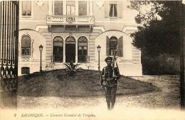 Grèce - Salonique - L' Ancien Consulat De Turquie - Greece