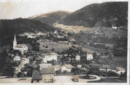 FIESCH (OBERWALLIS) → Dorfpartie Bei Der Kirche, Feldpost Ca.1935 - VS Valais